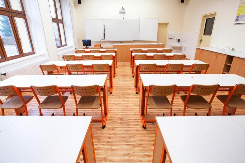 Základní škola Luka nad Jihlavou